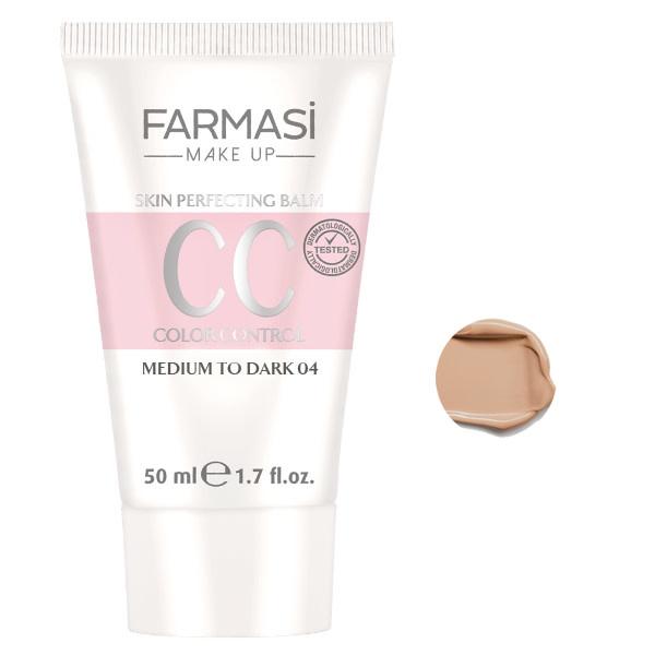 FARMASI CC CREAM 50 ML MEDIUM TO DARK