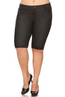 5 Pocket Classic Bermuda Shorts