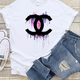 Dripping Chanel T