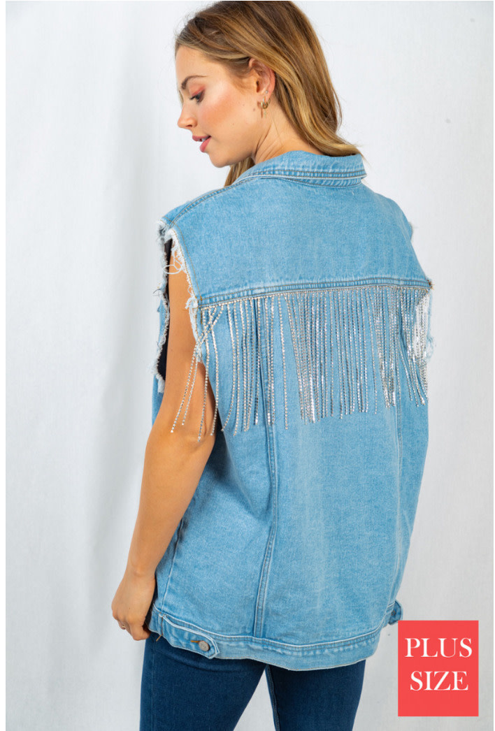 Perfect Bling Vest