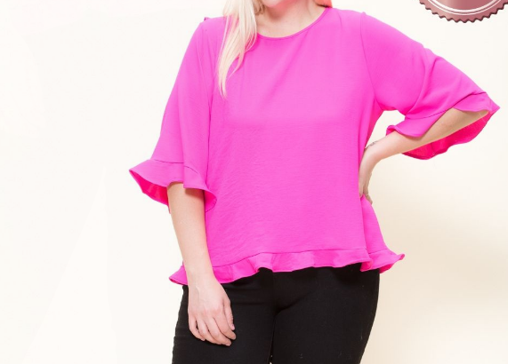 For The Love Of Fuchsia