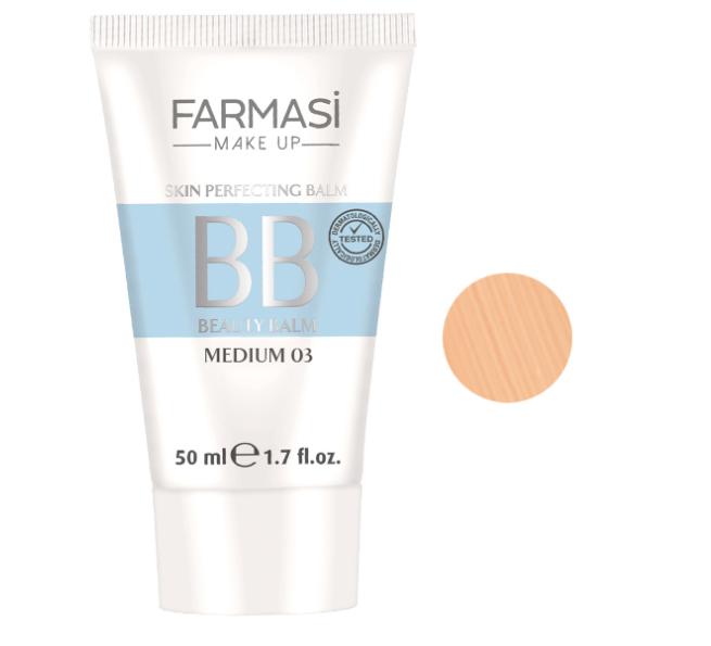 Farmasi Makeup BB Cream- Medium 03