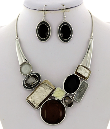 Necklace & Earring Set 177