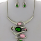 Necklace & Earring Set 870