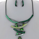 Necklace & Earring Set 875