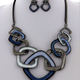 Necklace & Earring Set 013
