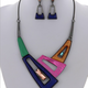 Necklace & Earring Set 441