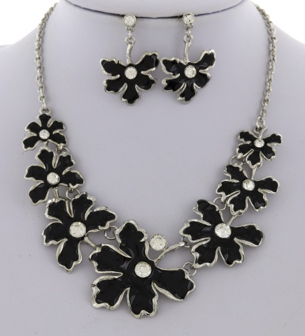Necklace & Earring Set 624