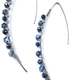 ER-LONG OPEN WIRE W/WRAPPED BEADS BH421