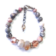 BR-BEADED W/CHAIN & CLASP PP324