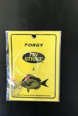 Fin Strike Porgy Rig #2 Gold hook/Pink 461-2