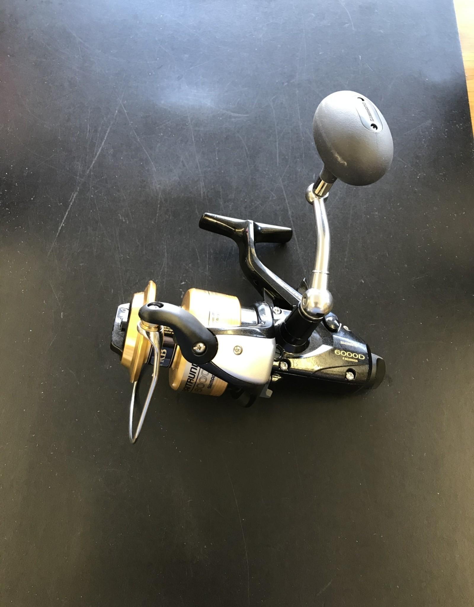 Shimano Shimano Baitrunner Spinning Reel