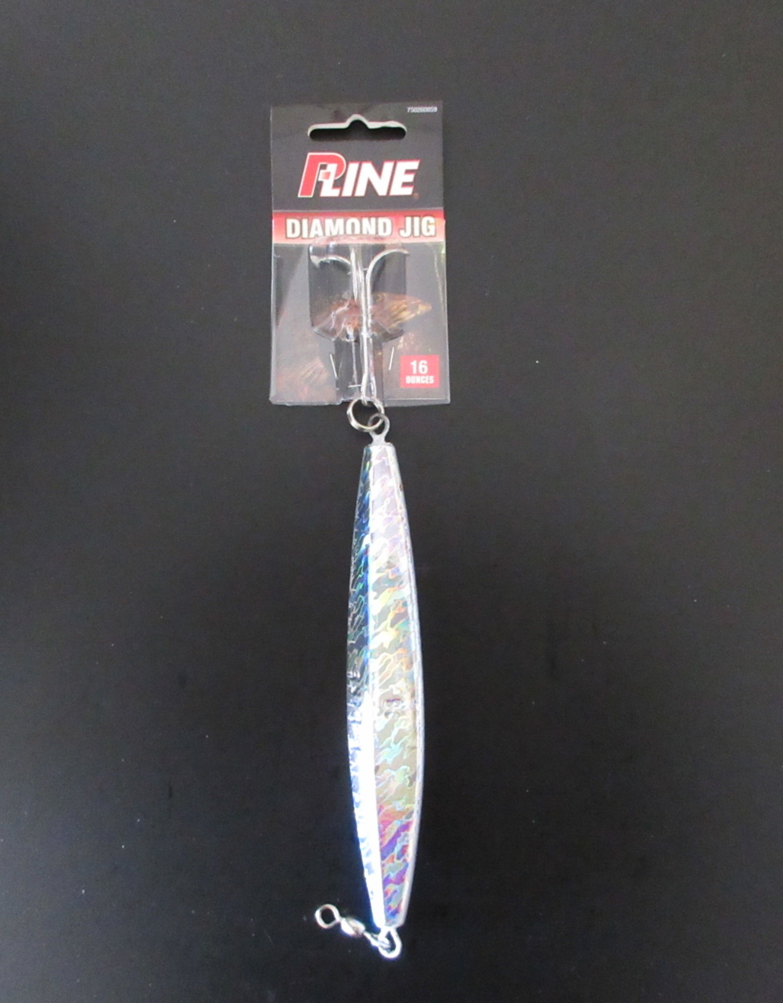 P-Line P-line Diamond Bar Fishing Jig