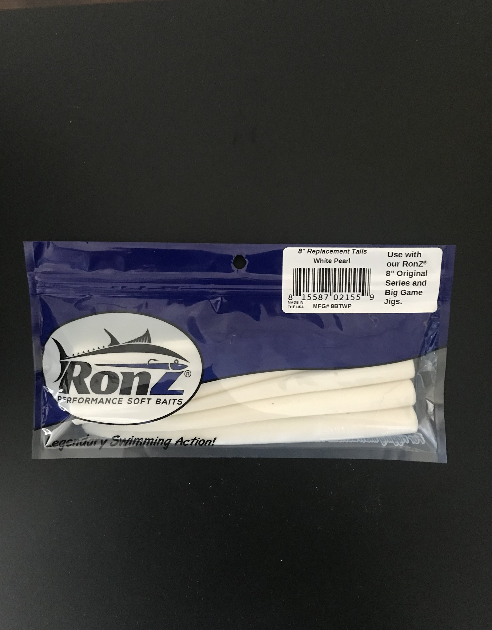 Ron Z Lures Ron Z Replacement Tails