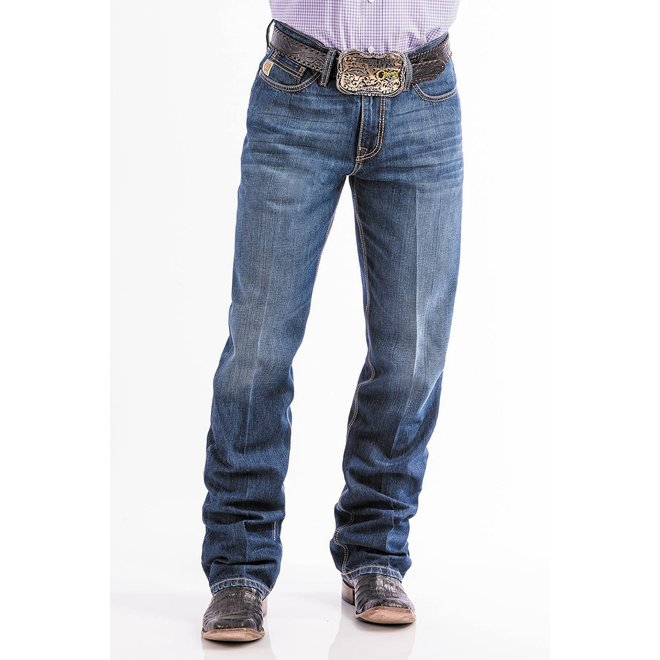 Mens Grant MidRise Relaxed Jeans