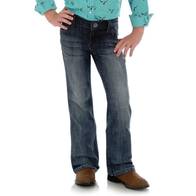 Girls Mid Blue Everyday Jean
