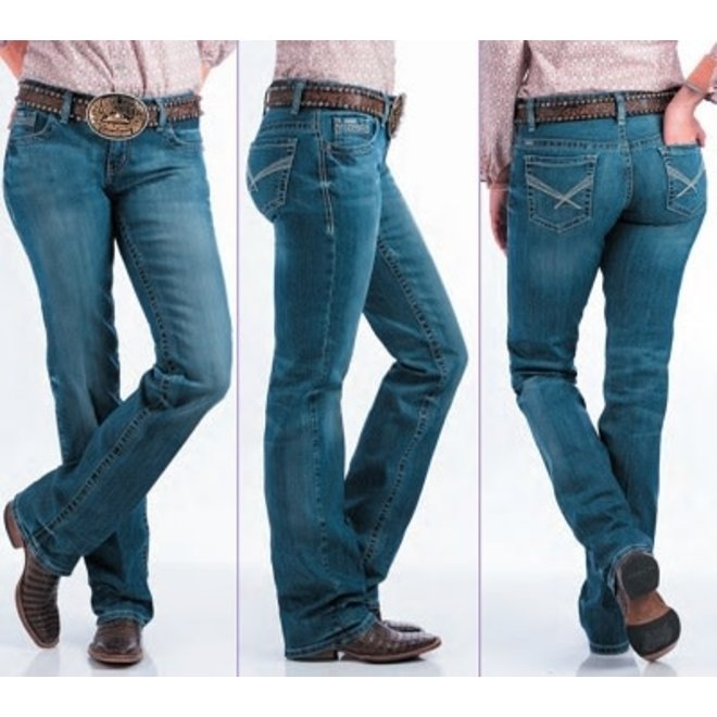 Ladies Rel Fit Ada Jeans