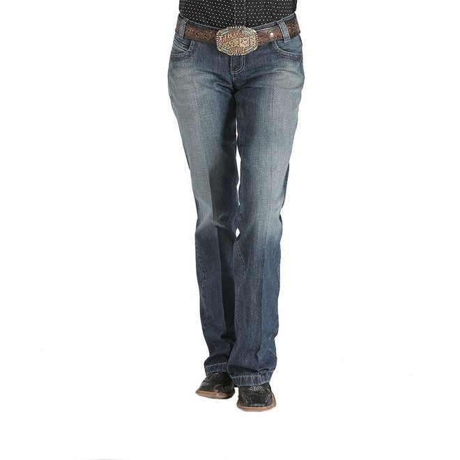 Ladies 'Bailey' Relaxed Jean
