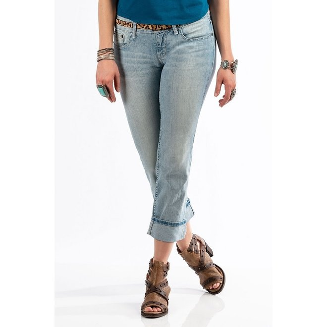 Ladies Light Abby Slim Fit Jean