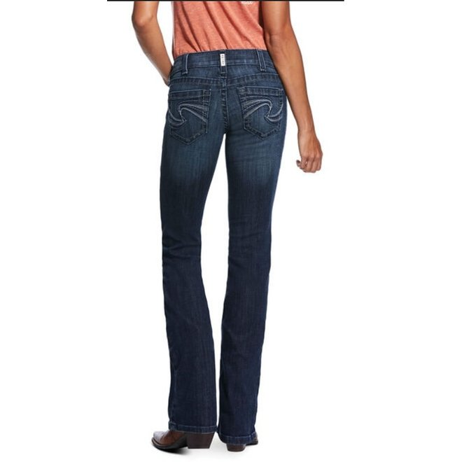 Ladies REAL Angel Boot Cut Jean