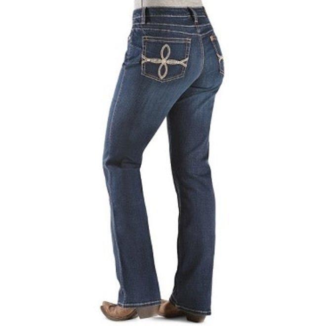 Wrangler Ladies Aura Jeans