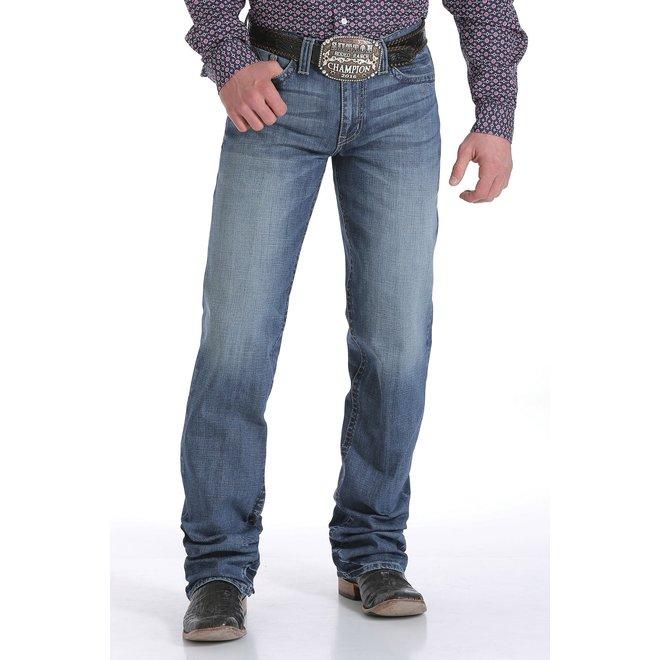 Mens Grant Medium Stonewash Jeans