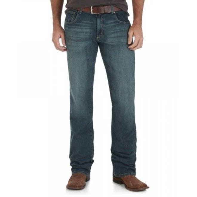Mens Retro Slim Str Jean