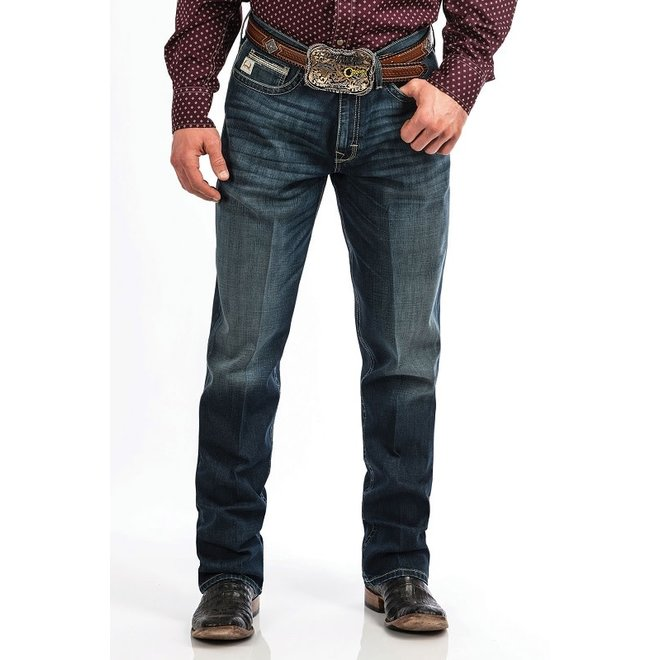 Mens Sawyer Mid Rise Loose Fit Jean