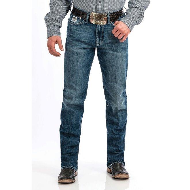 Mens White Label Straight Leg Jean