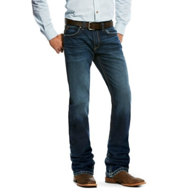 Mens Low Rise Relaxed M2 Jean