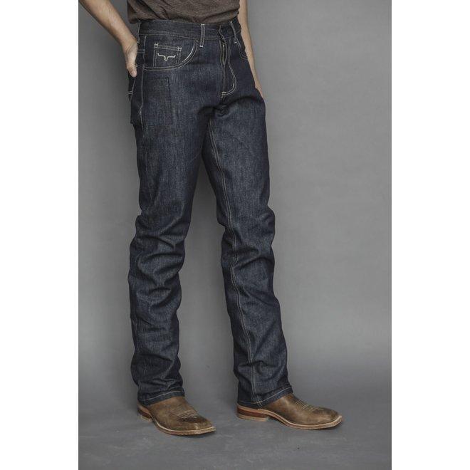 Mens Raw James Jeans