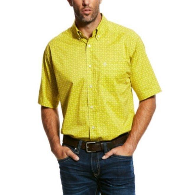 Mens Citronelle Neatherlin Print Shirt