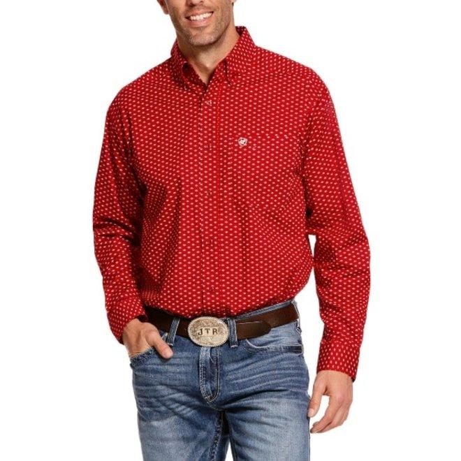 Mens Cranberry Danton Shirt