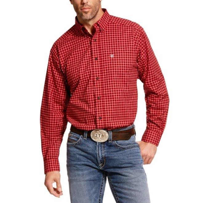 Mens Cranberry Dahlsten Shirt