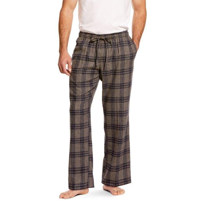 Mens Plaid Flannel Pajama Pants