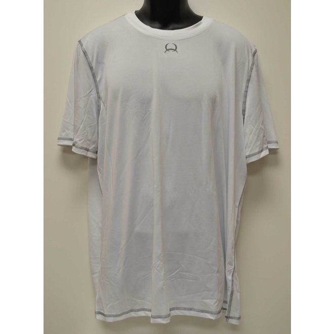 Athletic WHT S/S Under Shirt