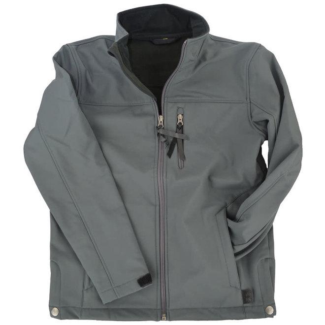 Youth Grey Short Go Jacket