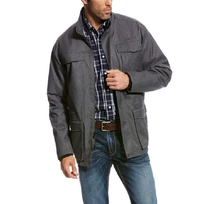Mens Waterproof Insulated Parka