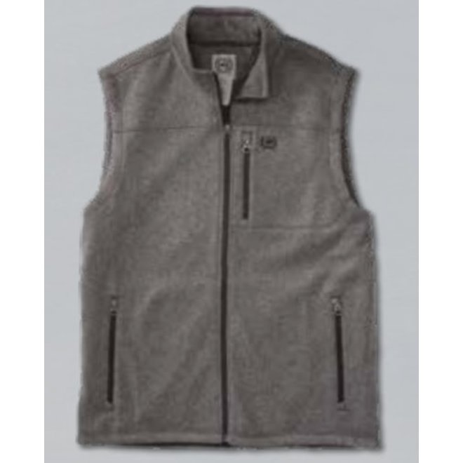 Mens Grey Sweater Vest
