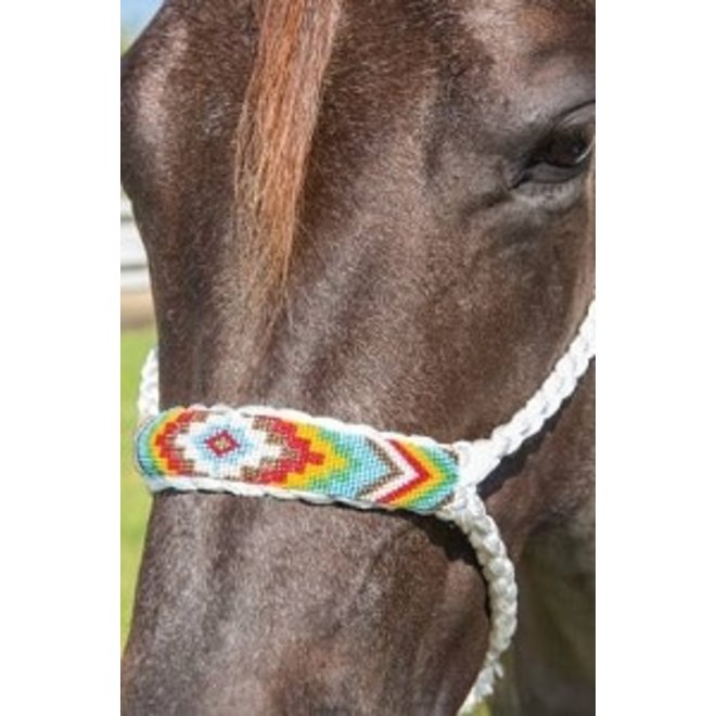 Beaded Cowboy Braid Halter