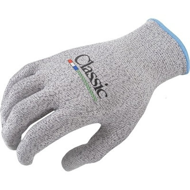 Classic Pro Competition White Roping Gloves