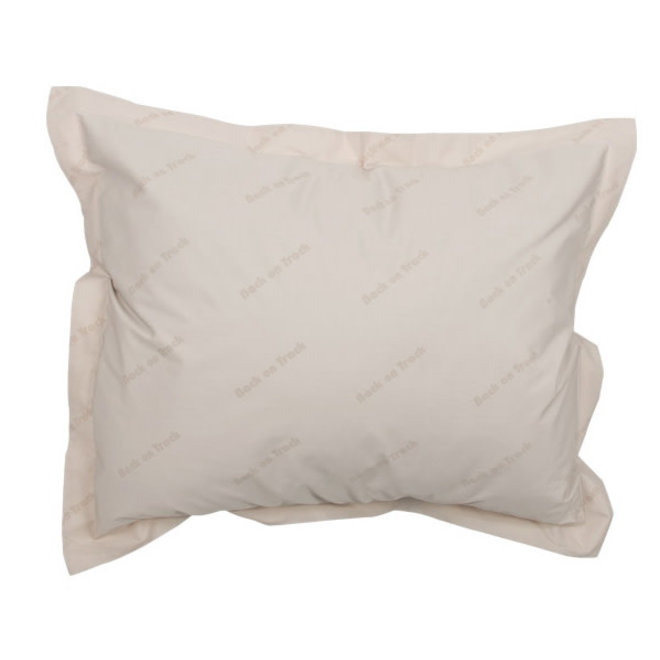 Back on Track Pillow Case