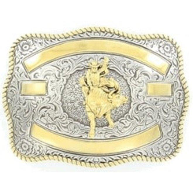 Bull Rider Buckle