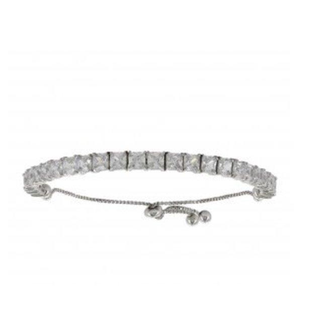 CZ Classic Tennis Bracelet