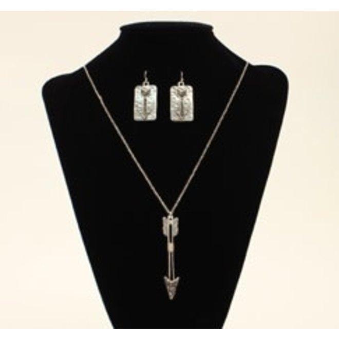 Arrow Jewellery Set