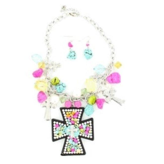 Charm Jewellery Set
