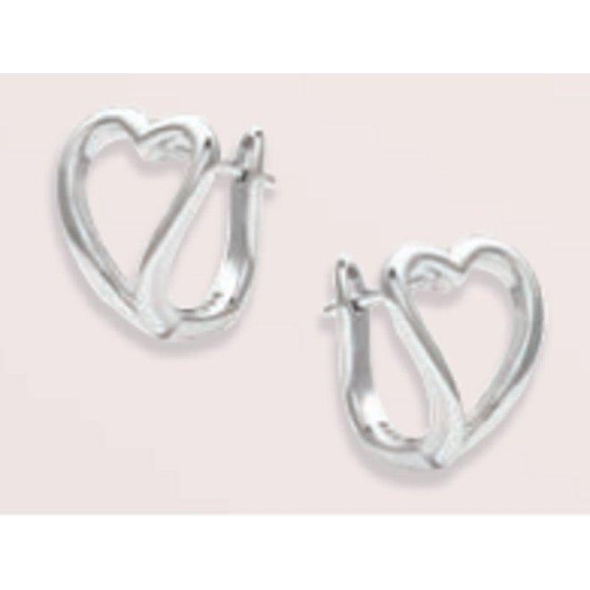 Framed In Love Earrings