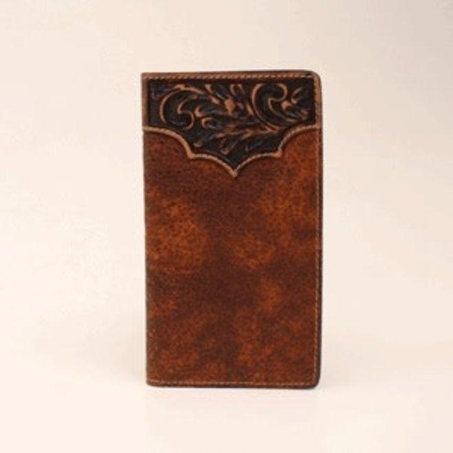 Cognac Dist Rodeo Wallet