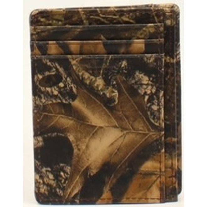 Nocona Mossy Oak Camo Card Case