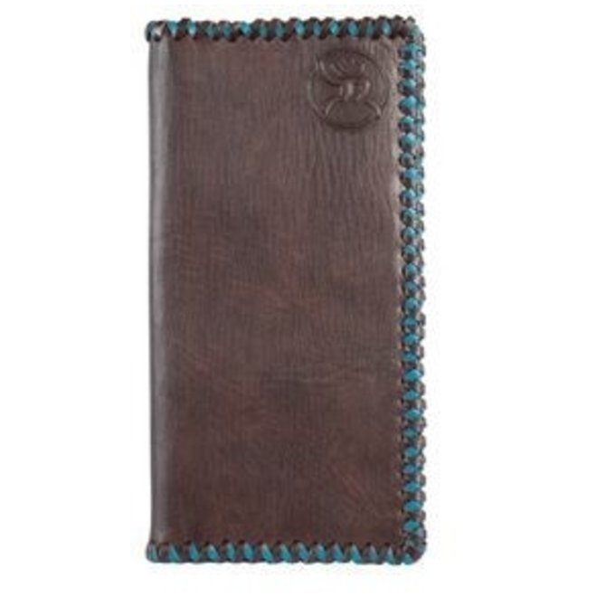 Roughy Stitch Edge Rodeo Wallet